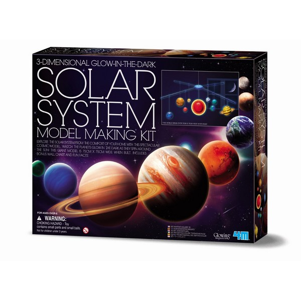 4M Solar System Model Making set