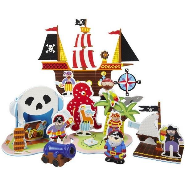 Alex badspeelgoed Piraten van het Bad