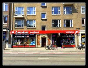 Carrabas speelgoed Winkel Buitenkant Rotterdam