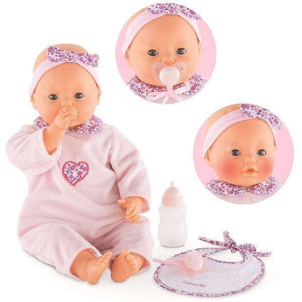 Corolle Babypop Lila Cherie