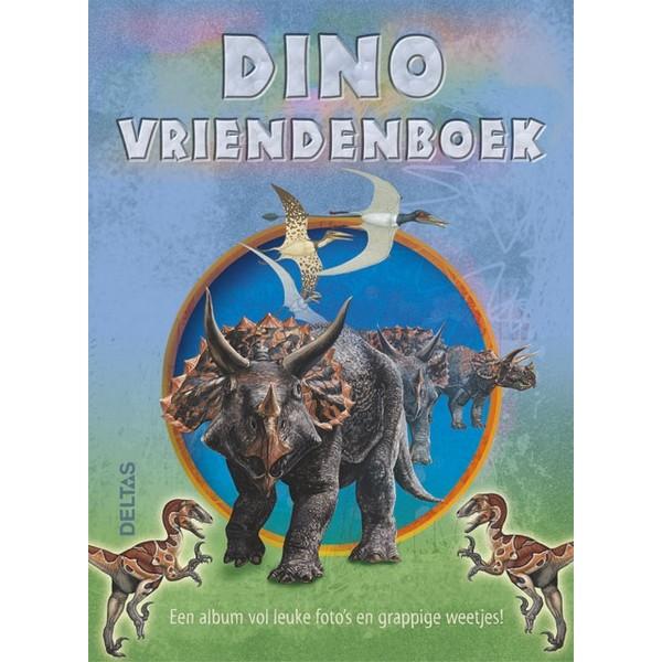 DELTAS Dino Vriendenboek