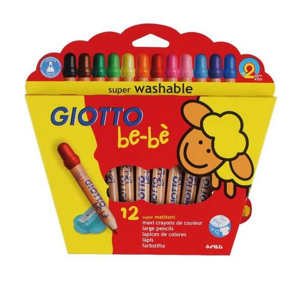 Giotto Bebe eerste kleurpotloden set