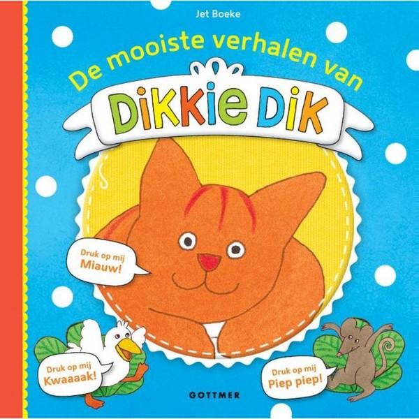 Gottmer Dikkie Dik verhalen boek