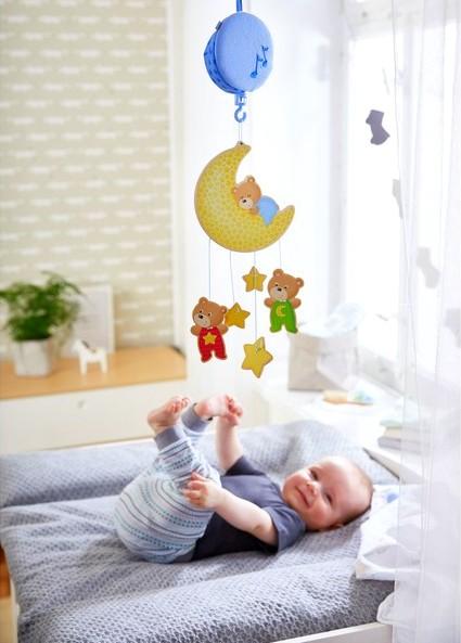 HABA Babykamer Mobiel Beertjes