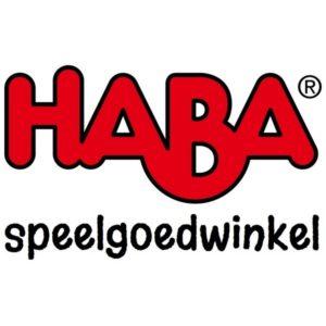 HABA Logo speelgoedwinkel webwinkel vierkant