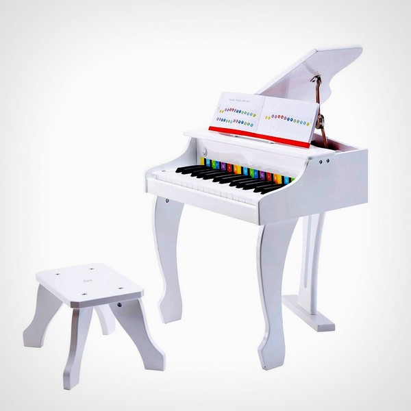 Hape Deluxe Grand Piano wit