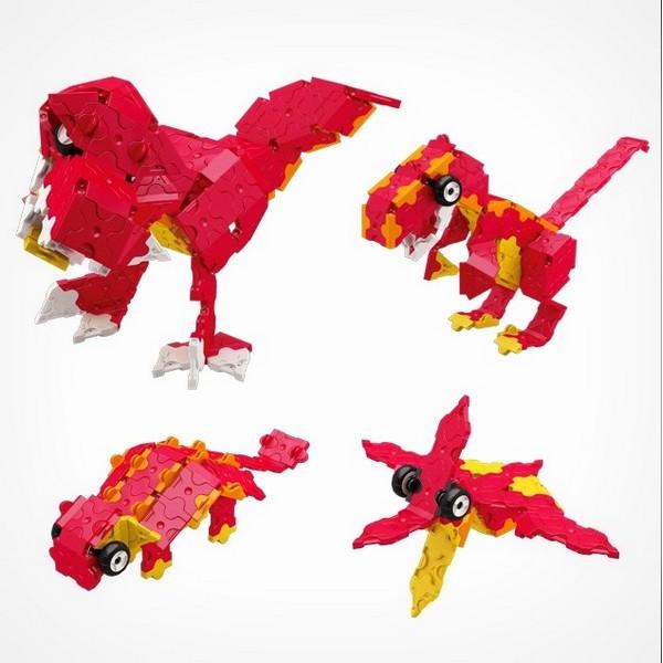 LaQ T-Rex bouwspeelgoed bouwdoos
