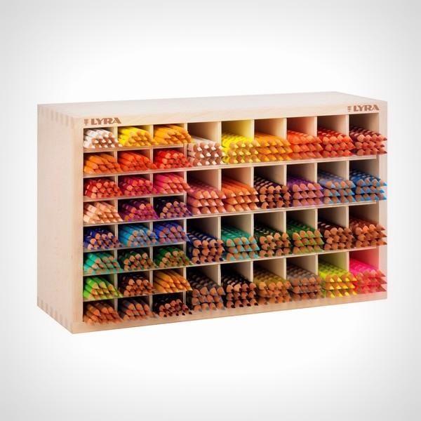 Lyra kleurpotloden collectie serie