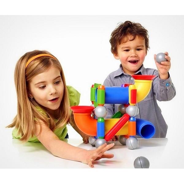 SmartMax Click & Roll magnetisch bouwspeelgoed peuter kleuter