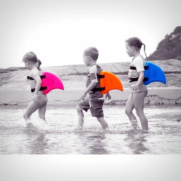 SwimFin verstelbaar drijfhulpmiddel leren zwemmen