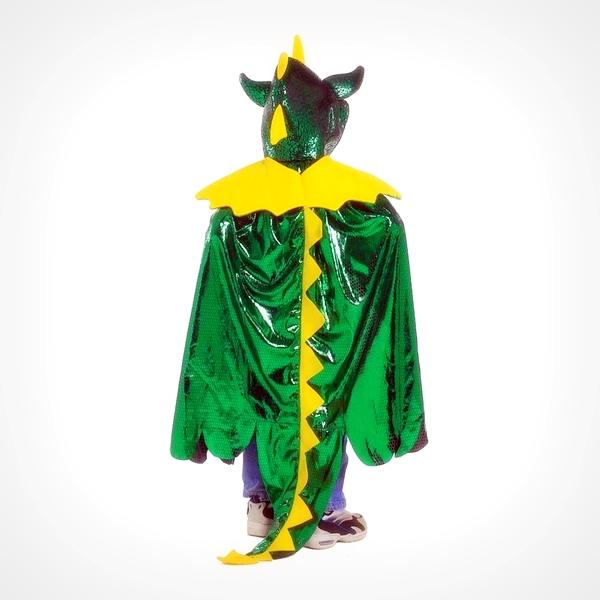 Trullala draken kostuum verkleedkleding